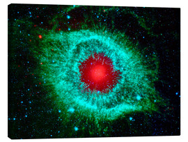 Canvas print  Helix nebula - Stocktrek Images