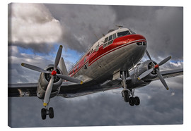 Canvas print  old lady of aviation - Joachim G. Pinkawa