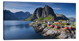 Canvas print  Norway III - Rainer Mirau