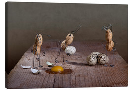 Canvas print  Simple Things - Easter - Nailia Schwarz