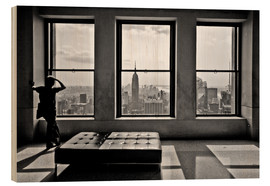 Wood  New York - Top of the Rock - Thomas Splietker