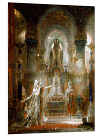 Forex  Salome dancing before Herod - Gustave Moreau