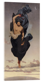 Acrylic print  Night - Jean Leon Gerome