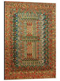 Aluminium print  Portal of a Mosque - Paul Klee