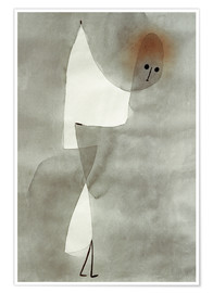 Premium poster  Dance position - Paul Klee