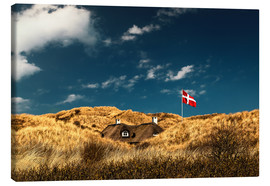 Canvas print  Hidden Original (Blavand) - Dirk Wiemer