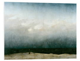 Forex  Monk by the Sea - Caspar David Friedrich
