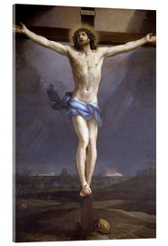 Acrylic print  Christ on the Cross - Guido Reni