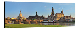 Alu-Dibond  Dresden Canaletto view - Fine Art Images