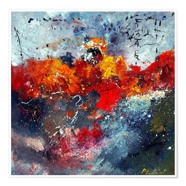Premium poster Abstract