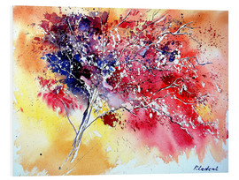 Forex  Red tree - Pol Ledent