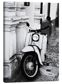 Canvas print  Vintage scooter - Falko Follert