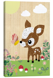 Canvas  Deery - GreenNest