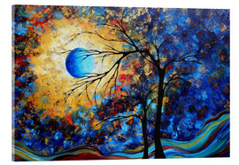 Acrylic print  eye of the universe - Megan Duncanson