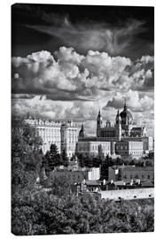 Canvas print  MADRID 04 - Tom Uhlenberg