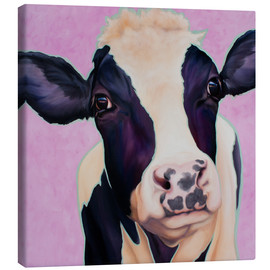 Canvas print  Cow Lotte - Renate Berghaus