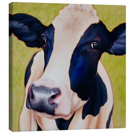 Canvas print  Cow Paula - Renate Berghaus