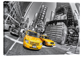 Canvas print  Times Square New York - Marcus Klepper