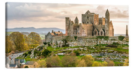 Canvas  Castle 'Rock of Cashel', Ireland - Olaf Protze