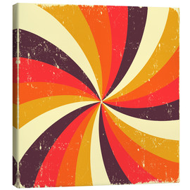 Canvas  funky spiral - David Siml