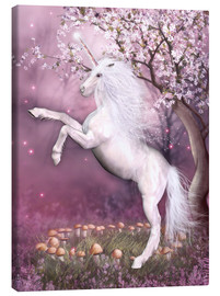 Canvas print  Unicorn Energy - Dolphins DreamDesign