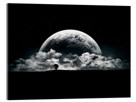 Acrylic print  The Rise of a Planet II - Tobias Roetsch