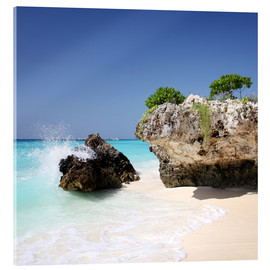 Acrylic print  Splash - Thomas Deter