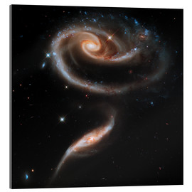Acrylic glass  Galaxies in Andromeda - Stocktrek Images