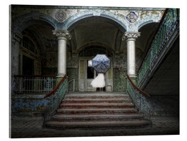 Acrylic print  palace of the forgotten dreams - Joachim G. Pinkawa
