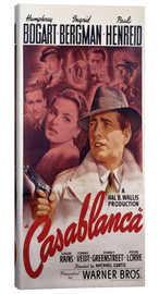 Canvas print  Casablanca - American School