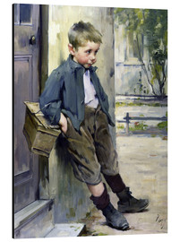 Aluminium print  Out of the Game - Henri Jules Jean Geoffroy