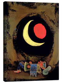 Canvas print  Strong Dream - Paul Klee