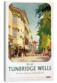 Canvas print  Royal Tunbridge Wells - Frank Sherwin