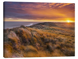 Canvas print  Sylt IV - Rainer Mirau