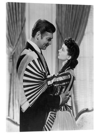 Acrylic print  Gone With The Wind, 1939