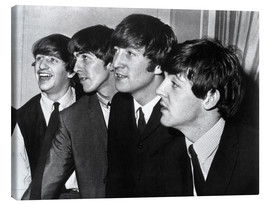 Canvas print  The Beatles
