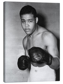 Canvas print  Joe Louis