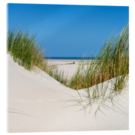 gn fotografie - the coastline of the german sea on the island Norderney (Germany)