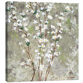Canvas print  Pear Blossoms I - Herb Dickinson