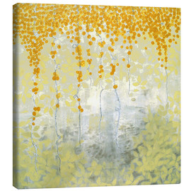 Canvas print  Golden morning - Herb Dickinson