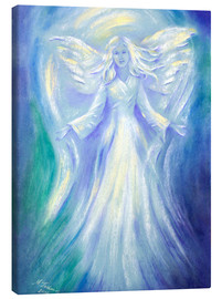 Canvas print  Angel of Love - Marita Zacharias