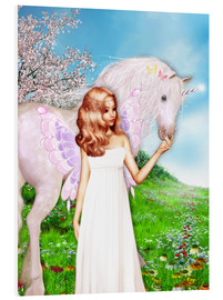 Forex  Angel and Unicorn - Dolphins DreamDesign