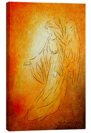 Canvas print  Angel of healing - Marita Zacharias
