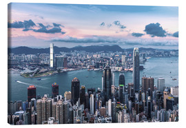 Canvas print  HONG KONG 03 - Tom Uhlenberg
