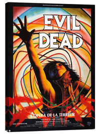Canvas print  The Evil Dead