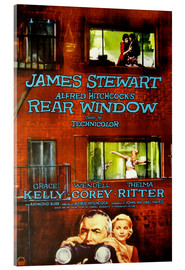 Acrylic print  Rear Window
