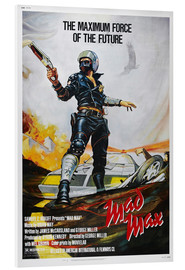 Foam board print  Mad Max