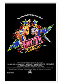 Premium poster  Phantom of the Paradise