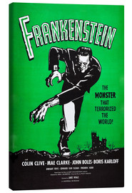 Canvas print  FRANKENSTEIN