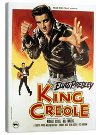 Canvas print  King Creole